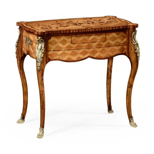 Louis XV style mechanical writing table