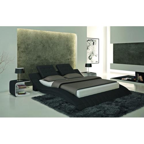 Modrest S606 - Contemporary Eco-Leather Bed
