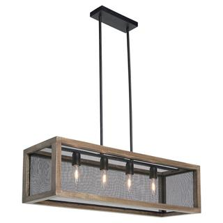 Jodene Wood Pendant Light