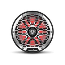 "See Details - M2 8"" Color Optix™ Marine 2-Way Speakers - Black"