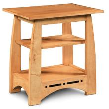See Details - Aspen Telephone Table with Inlay