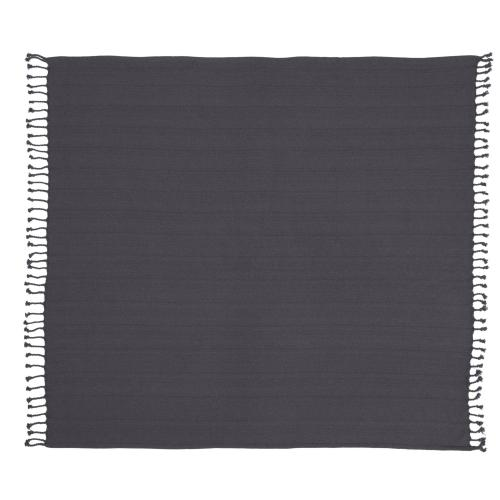 Throw Ss905 Charcoal 50 X 60 Throw Blanket