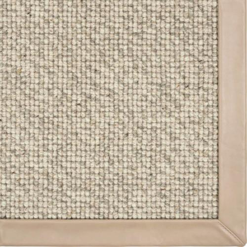 Collanmore Sweet Briar 8'x10' / Leather Border