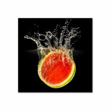See Details - Watermelon In Water Fine Wall Art