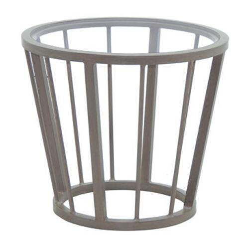 """Castelle - 22.5"""" Avenue Round Side Table"""