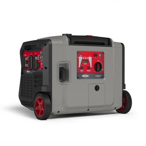 Briggs and Stratton - P4500 PowerSmart Series™ Inverter Generator - Premium RV power with push button electric start