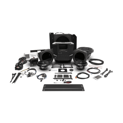 Rockford Fosgate - 400 watt stereo, front lower speaker, and subwoofer kit for select RANGER® models