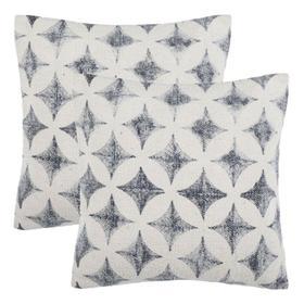 Kalen Pillow - Black/white