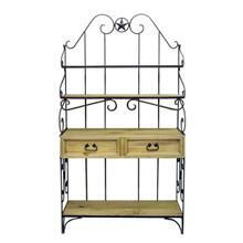 Product Image - Wrought Iron Bakers Rack