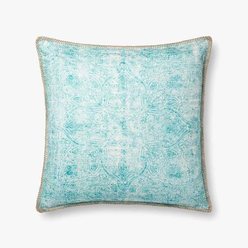 P0746 Teal Pillow