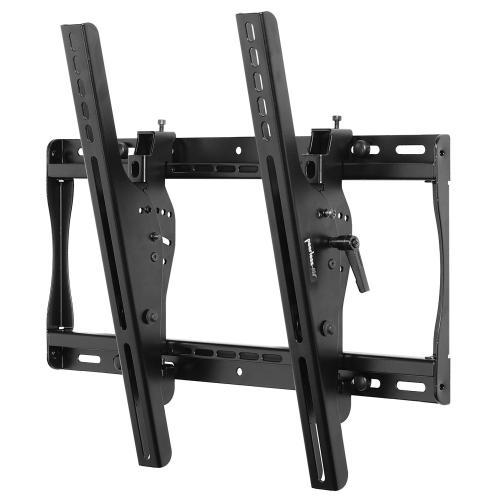 """SmartMount ® Universal Tilt Wall Mount for 32"""" to 50"""" Displays - Security-screws / Black"""