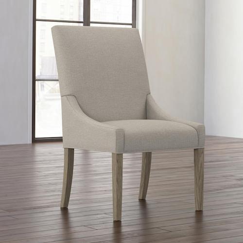 Alice Oak Slope Arm Chair