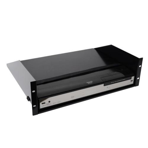 3U Vented Shelf; Fits all Component Series AV racks