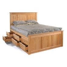 See Details - Chest Bed - Tall 6 Drawer