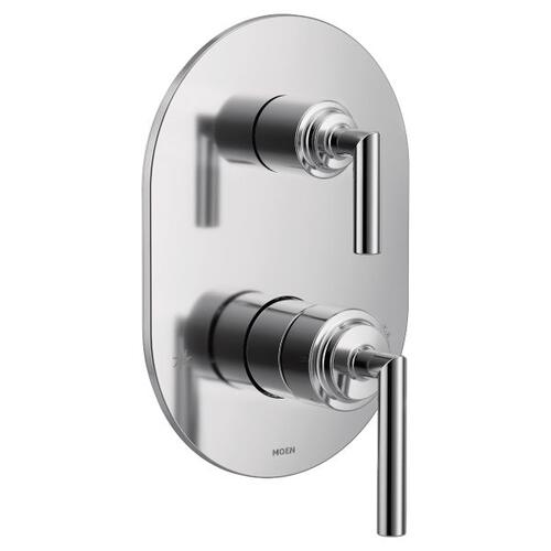 Arris chrome m-core 3-series with integrated transfer valve trim