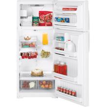 GE® 18.2 Cu. Ft. Top-Freezer Refrigerator with Icemaker