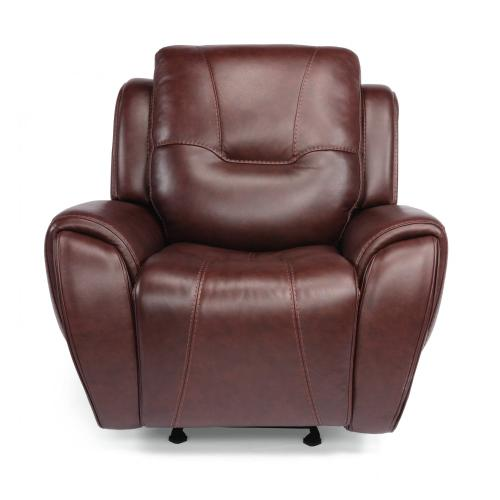 Trip Power Gliding Recliner with Power Headrest
