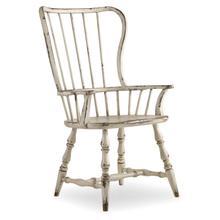 Sanctuary Spindle Back Arm Chair - 2 per carton/price ea