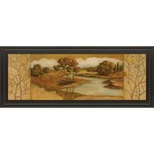 """""""River Scene Il"""" Framed Print Wall Art"""