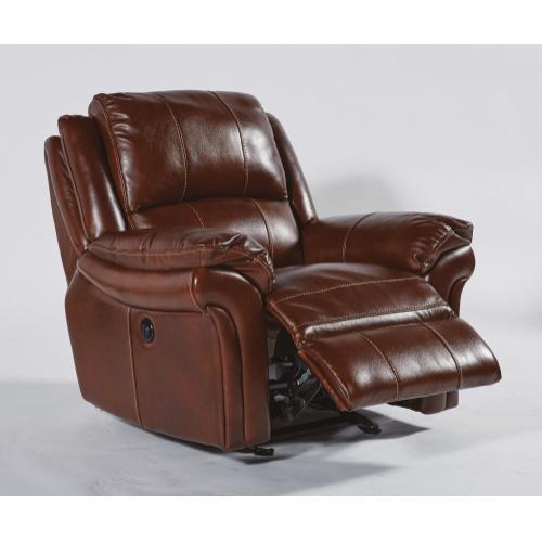 Product Image - Dandridge Leather Power Recliner
