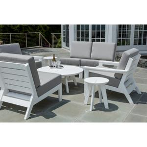 Seaside Casual - Dex Round Chat Table (144)