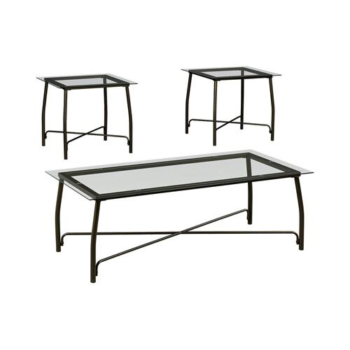 Burmesque 3-Pack Tables