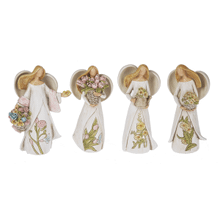 Angels Figurines (8 pc. ppk.)
