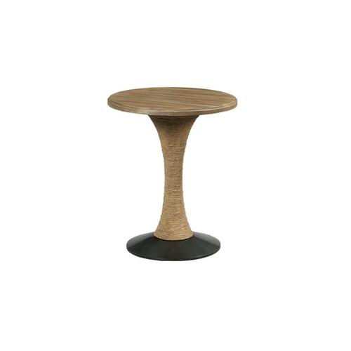 Kincaid Furniture - Modern Forge Round End Table