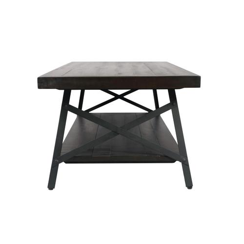 Chandler Coffee Table, Espresso Brown T100-0d