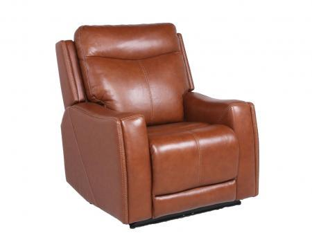 Natalia Dual-Power Recliner, Coach