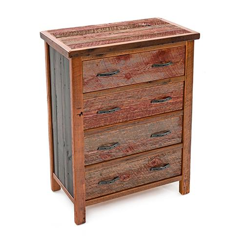 Cowboy Up 4 Drawer Chest