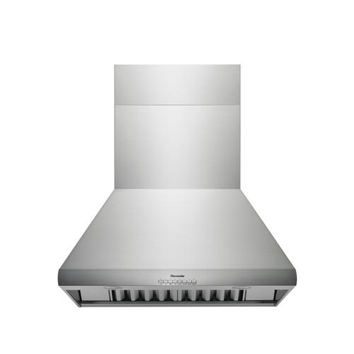 Thermador - Thermador HPCN36NS 36-Inch Professional Chimney Wall Hood with 24-Inch Depth HPCN36NS(Scratches)