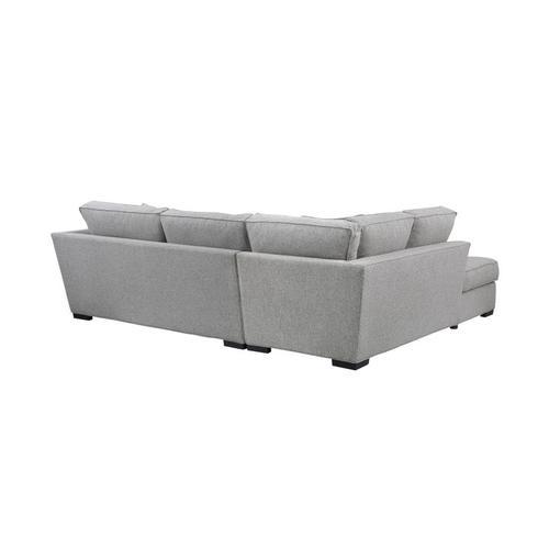 Porter International Designs - Arcadia Oatmeal Sectional, U1354