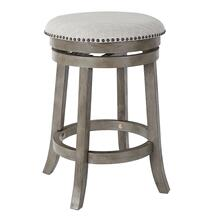 Round Swivel Stool (2-pack)