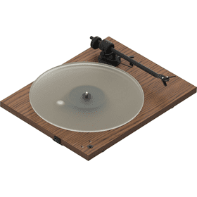 Walnut- Pro-Ject T1 Phono SB Turntable