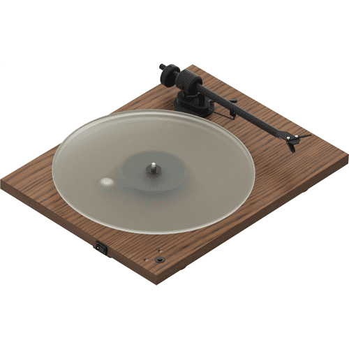 Walnut- Vinyl Set