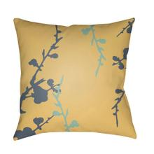"Chinoiserie Floral CF-014 18""H x 18""W"