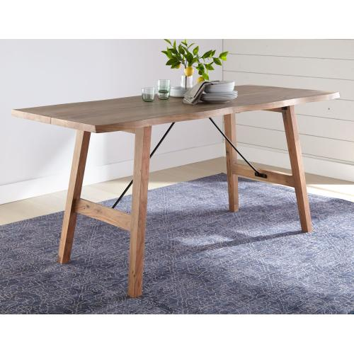 Tahoe 79-inch Live Edge Counter Table