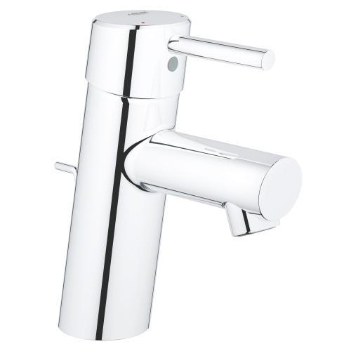 Concetto Single Hole Single-handle S-size Bathroom Faucet 1.2 Gpm