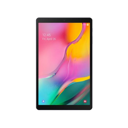Galaxy Tab A 10.1 (2019), 128GB, Black (Wi-Fi)