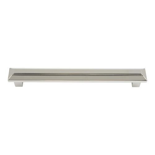 Atlas Homewares - Trocadero Pull 6 5/16 Inch (c-c) - Polished Nickel