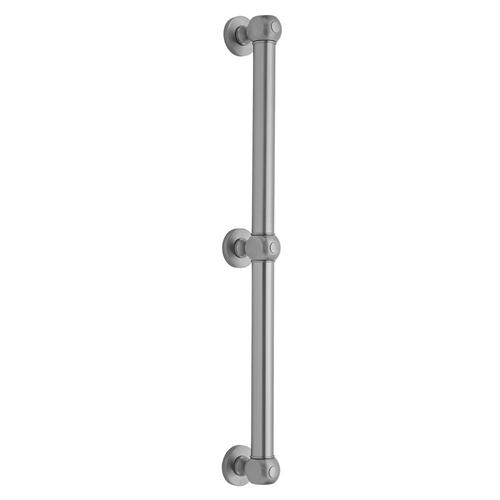 "Satin Brass - G70 60"" Straight Grab Bar"