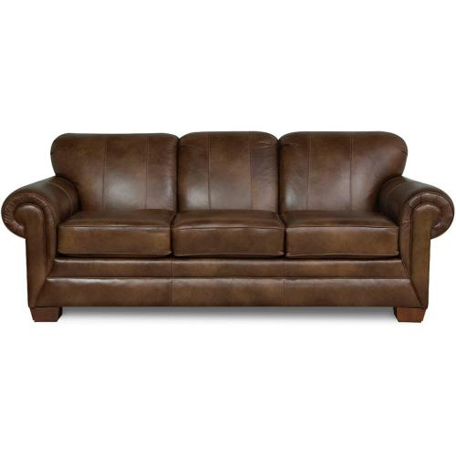 1435LS Monroe Leather Sofa