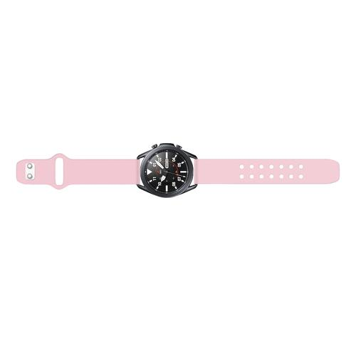 Quick Change Silicone Sport Band (22mm) Pastel Pink