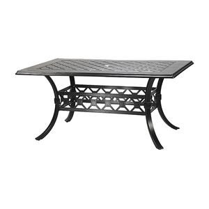"Gensun Casual Living - Madrid II 42"" x 63"" Rectangular Dining Table"
