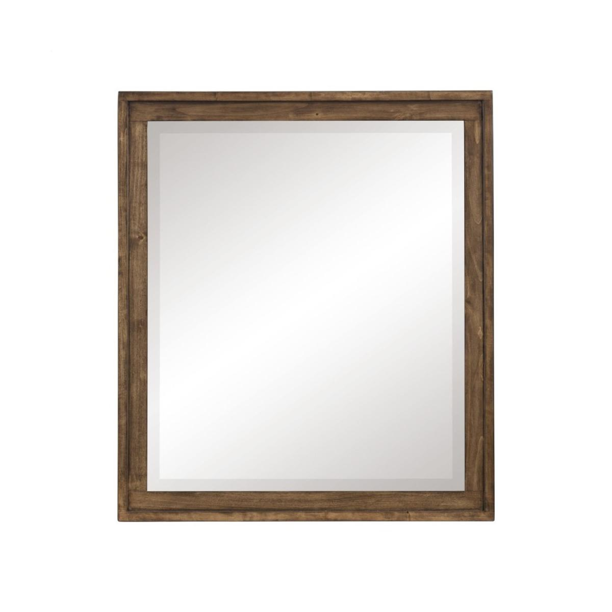 Mirror, Bevel, Solid Poplar
