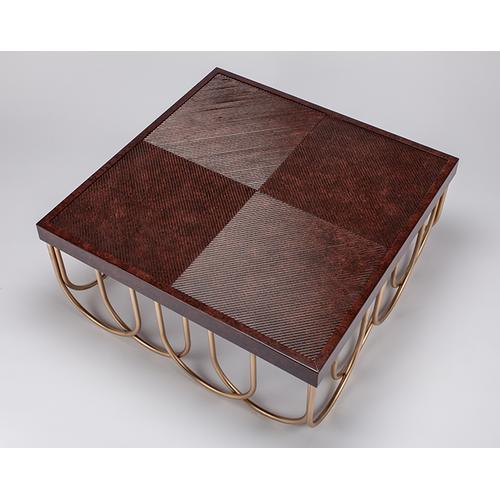 "Coffee Table 42x42x19"""
