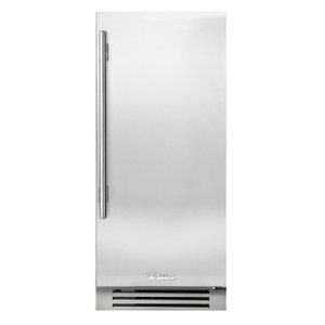 15 Inch Solid Stainless Door Right Hinge Clear Ice Machine
