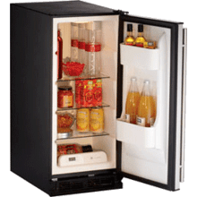 "Stainless Right-hand 1000 Series / 15"" Refrigerator Model"