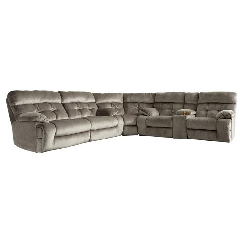 Product Image - Brassville 3-piece Reclining Sectional